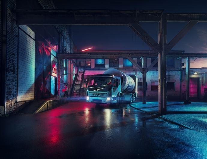 Volvo Trucks: el futuro del mundo pasa por la electromovilidad