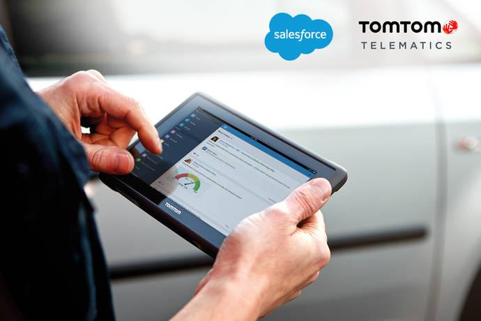 TomTom integra CRM para ayudar a los equipos de ventas conectados