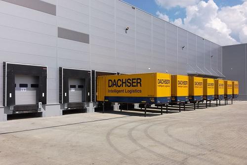 Dachser amplía su capacidad de almacenaje