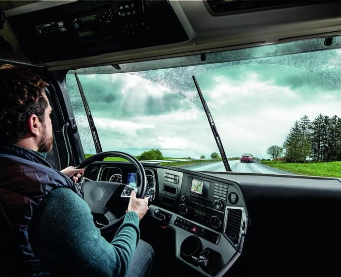 Bosch Automotive Aftermarket impulsa el negocio del vehículo industrial
