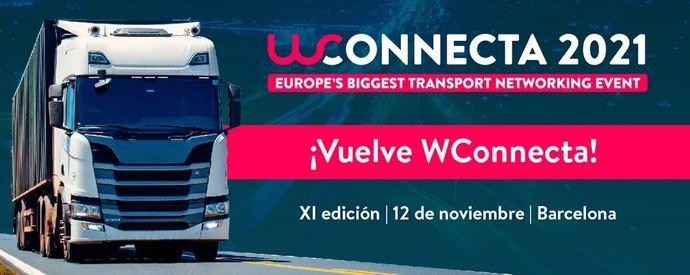 Vuelve WConnecta, el gran evento de networking del transporte en Europa
