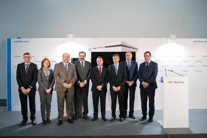 Werfen inaugura un centro logístico para España y Portugal