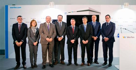 Werfen inaugura un centro logístico para España y Portugal en Tarancón