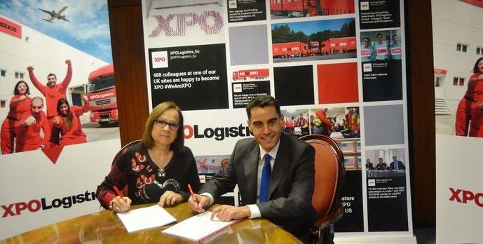 XPO Logistics amplía su servicio de distribución de paletería en Cádiz