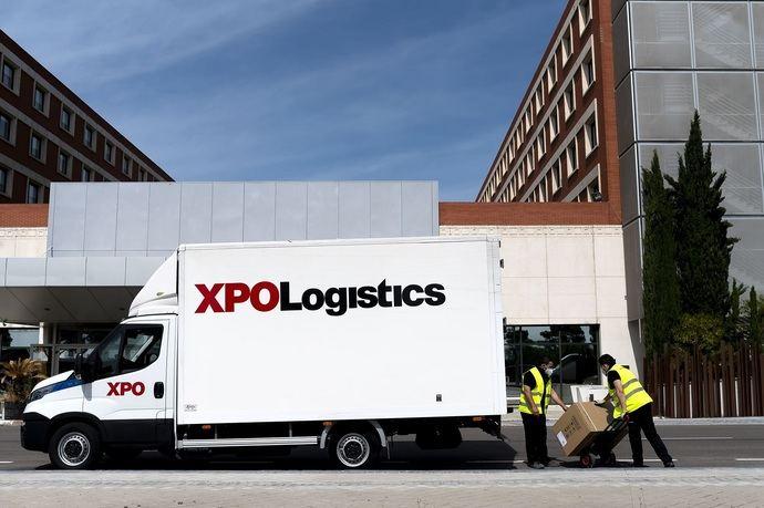 XPO Logistics: entregas de última milla del nuevo marketplace online