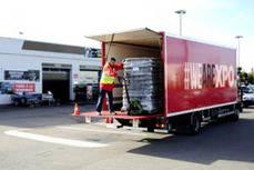 Renault otorga un nuevo contrato de organización de transporte a XPO Logistics