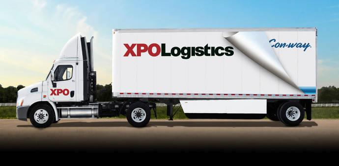 XPO Logistics ha adquirido recientemente la compañía Con-way