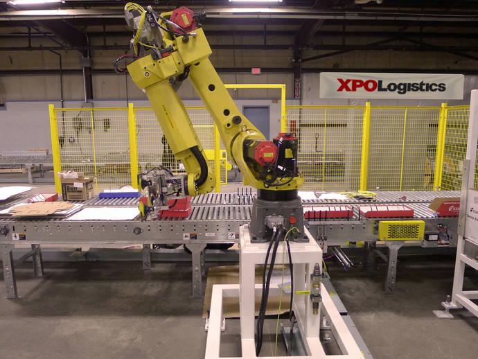 Una de las últimas innovaciones creadas por XPO en el ámbito logístico.