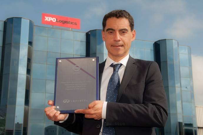 Nissan reconoce el valor de XPO en sus Operational Logistics Awards