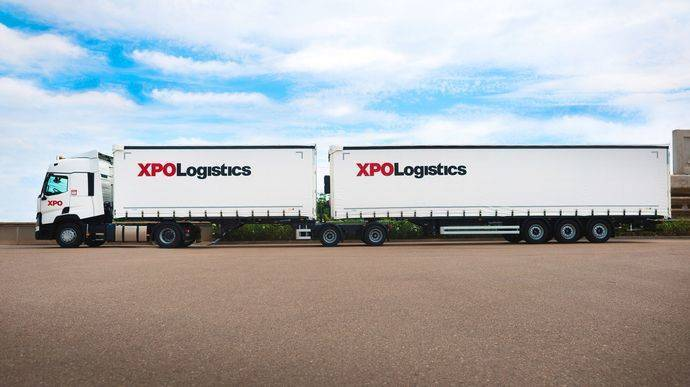 XPO amplía contrato de gestión logística con Maxxium