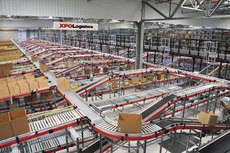 XPO Logistics Europe incrementó un 0,2% su volumen de ingresos.