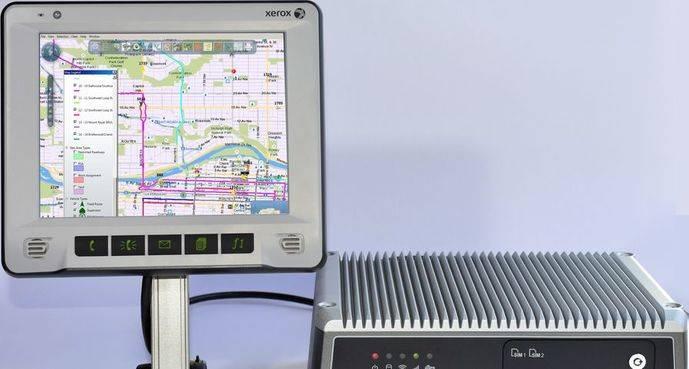 Xerox y Transit Matrix Solution con la inteligencia en el transporte