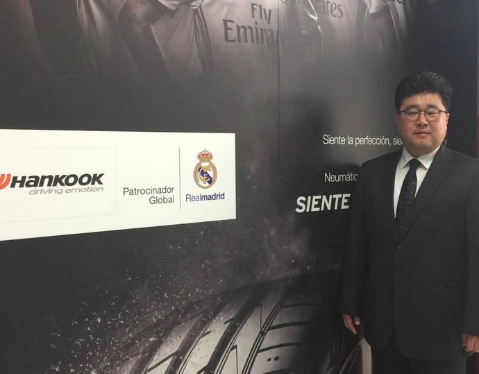 Yang-Hun Kim es nombrado nuevo director general de Hankook España y Portugal