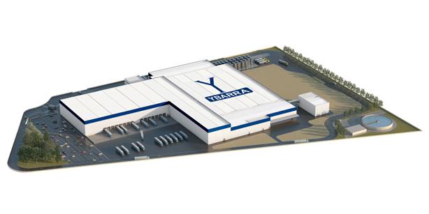 ID Logistics gestionará el nuevo centro logístico de Grupo Ybarra