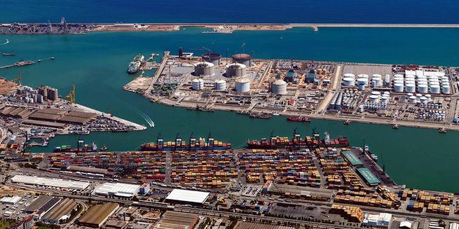 La contratación logística en Barcelona supera el medio millón de m2