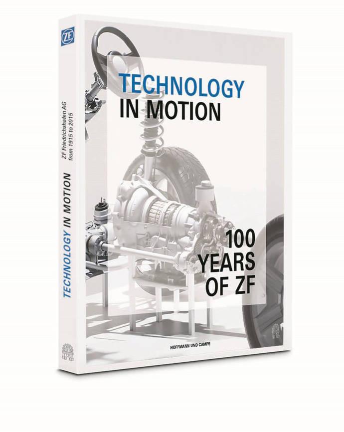 ZF publica dos libros sobre su historia tecnológica