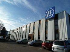 Una de las sedes de la compañía ZF