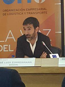 José Luis Zimmermann, director general de Adigital.