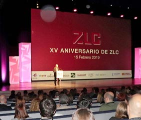 Zaragoza Logistics Center cumple 15 años