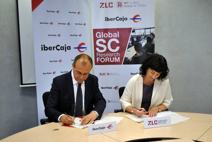 ZLC cuenta con Ibercaja en Global Supply Chain Research Forum