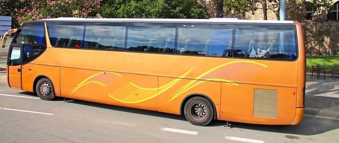 Los autobuses rechazados en las ITV por defectos graves suben más de un 25%