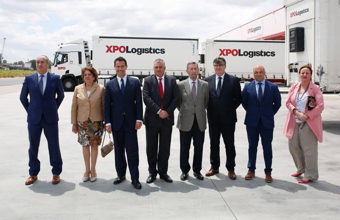 XPO inaugura en Sevilla su primer Centro de Última Milla en España