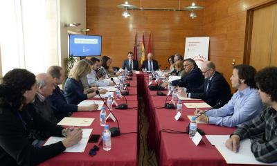 Constituida la Mesa del Transporte de Murcia