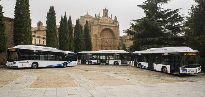 La ciudad de Salamanca apuesta por el gas natural