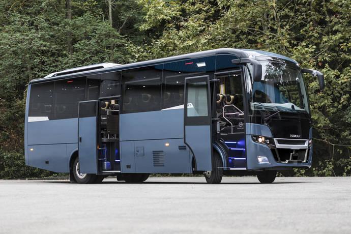 Indcar presenta en Busworld la nueva generación del modelo Next
