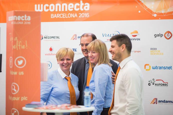 WConnecta estará presente el mes de octubre en Frankfurt