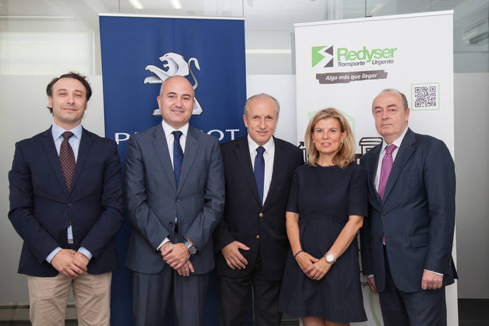 Redyser confía en Peugeot, para la renovación de su flota