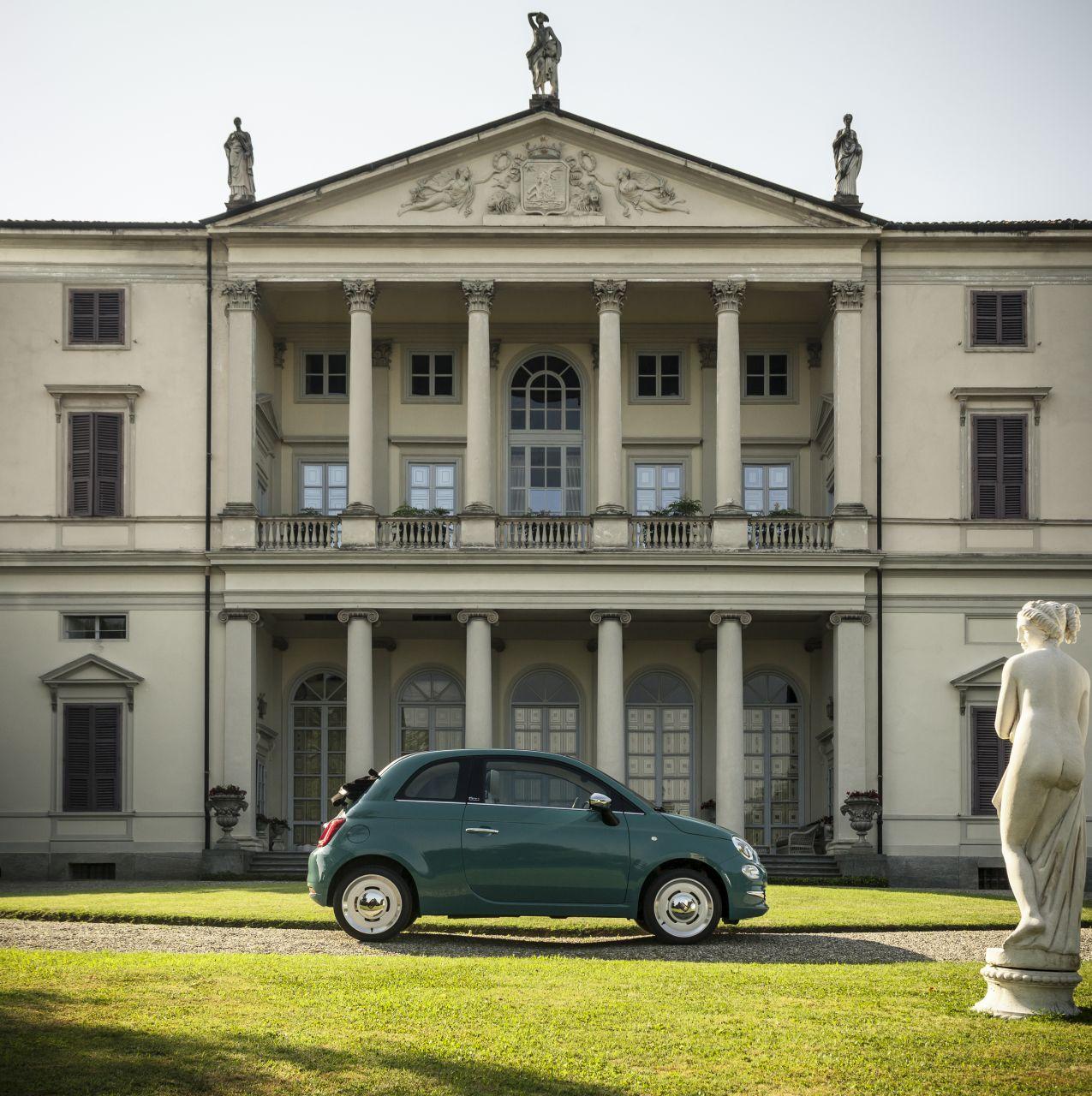 El Fiat 500 entra en el top 10 de los más vendidos