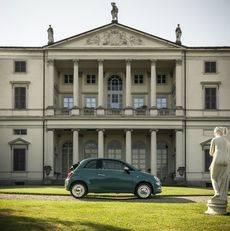 El Fiat 500 es uno de los modelos más clásicos de la marca.