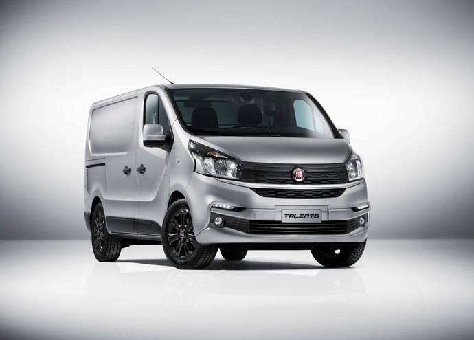 La gama Fiat Professional se enriquece con Talento