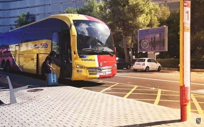 Servicio de autobús gratuito entre Valencia y el Puerto de Gandia