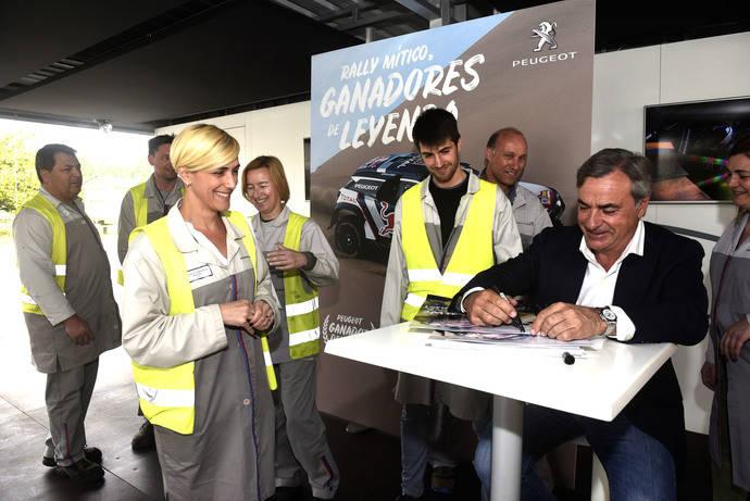 El centro de Vigo de PSA abre el cuarto equipo de trabajo