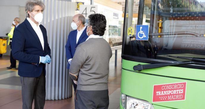 Comunidad de Madrid inicia el proceso de electrificación de las flotas urbana e interurbana