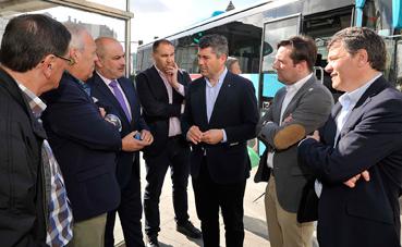 La Xunta inicia la última fase del Plan de Transporte de A Coruña