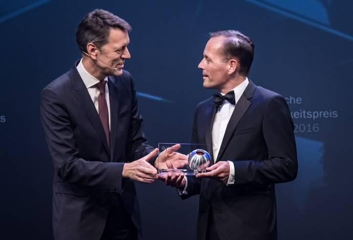 Fliegl: Premio alemán de sostenibilidad 2016