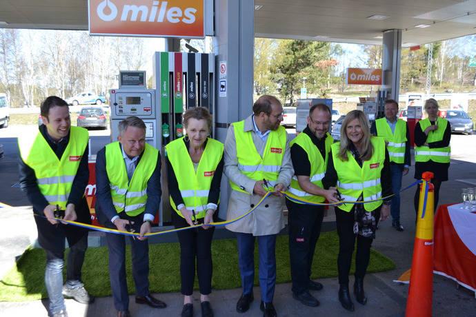 Scania prueba a gran escala un diésel renovable con sus empleados