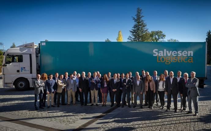 Salvesen Logística este 2017 tiene la celebración de su 20 aniversario