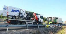 Dos de cada tres fallecidos en accidente de tráfico son en carreteras convencionales