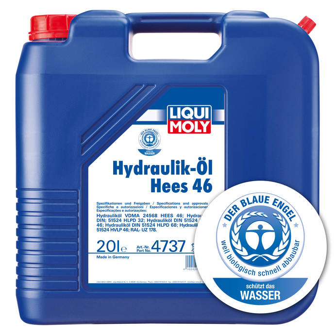 'Ángel Azul' para el especialista alemán en lubricantes