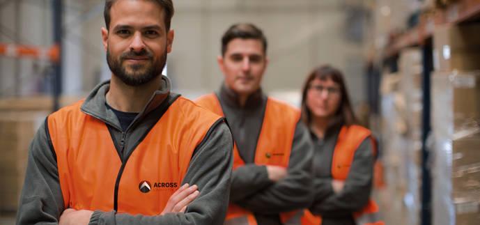 Across Logistics prepara su expansión con el SGA de Generix