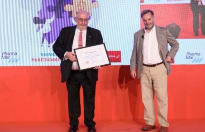 ACTE, homenajeada en los premios 'Héroes de la pandemia'