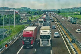 Los transportistas quedarán exentos de cuarentena en la UE por el coronavirus