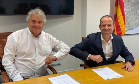 ACE y Railgrup unidos por la sostenibilidad del Sector