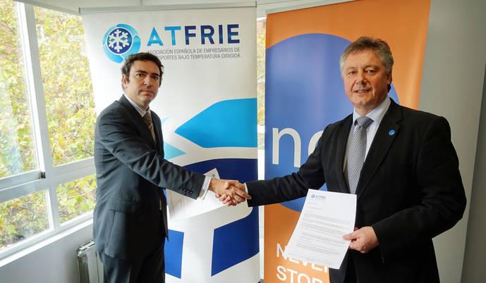 Alianza de Atfrie y NQA para ofrecer servicios integrados de certificación