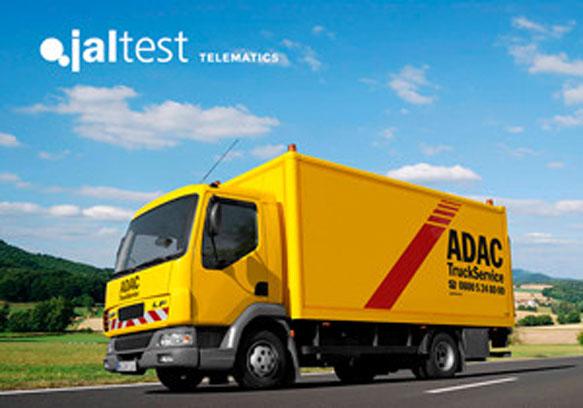 Adac Truckservice confía en sistemas de diagnóstico de Jaltest Telematics