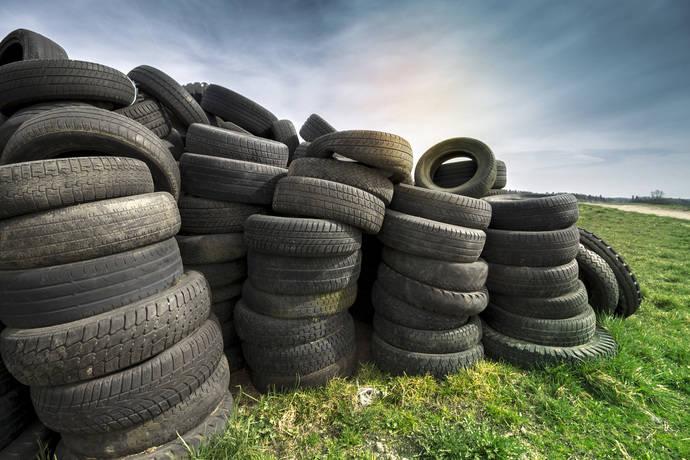Se publica el nuevo proyecto sobre la gestión neumáticos fuera de uso